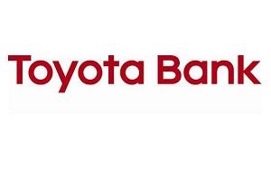 ЗАО «Тойота Банк» входит в структуру Toyota Financial Services Corporation (Япония). Уставный капитал по состоянию на август 2008 г. составляет 1 млрд 360 млн рублей. Лицензия Банка России на осуществление банковских операций № 3470 от 21 июня 2007 г. Специализация Банка – программы розничного автокредитования и корпоративного кредитования официальных дилеров автомобилей Toyota и Lexus