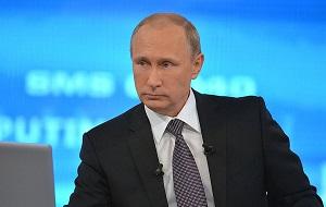 Предновогодняя пресс-конференция В.Путина 2012