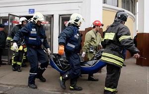 Взрывы в московском метро 2010 года — два взрыва, произведённых 29 марта 2010 года на станциях «Лубянка» и «Парк культуры» Сокольнической линии московского метрополитена, двумя террористками-смертницами дагестанского происхождения. В результате взрывов погибло 41 и ранено 88 человек. Среди пострадавших были граждане России, Таджикистана, Киргизии, Филиппин, Израиля и Малайзии. Ответственность за взрывы взял на себя лидер «Кавказского эмирата»Доку Умаров