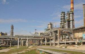 ОАО «Саратовский нефтеперерабатывающий завод» — российский нефтеперерабатывающий завод. Известен также как «Крекинг»