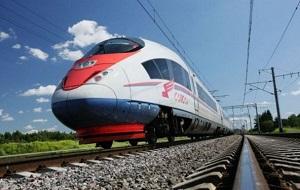 ВСМ — железнодорожный транспорт, обеспечивающий движение поездов со скоростью свыше 250 км/ч. Движение таких поездов, как правило, осуществляется по специально выделенным железнодорожным путям —высокоскоростной магистрали (ВСМ)