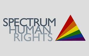 Spectrum Human Rights Alliance – международная правозащитная организация, оказывающая помощь людям, которые испытывают ограничение прав и любые формы дискриминации. Spectrum HRA оказывает помощь в Восточной Европе, России, Украине, Беларуси и других республиках СНГ.