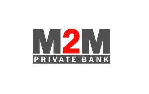 «М2М Прайвет Банк» — частный столичный финансовый институт, специализирующийся на обслуживании физических лиц — владельцев крупного капитала.