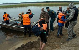 18 июня 2016 года группа из 47 детей в сопровождении четырех взрослых инструкторов детского оздоровительного лагеря «Парк-Отель Сямозеро», которые на трех лодках плыли по озеру, попали в шторм. В результате лодки перевернулись и утонули. Погибли 14 детей.
