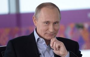 Российский государственный и политический деятель, Президент Российской Федерации (2000—2008 и с 7 мая 2012 года). Председатель Правительства Российской Федерации (1999—2000; 2008—2012), секретарь Совета безопасности (1999), директор Федеральной службы безопасности (1998—1999).