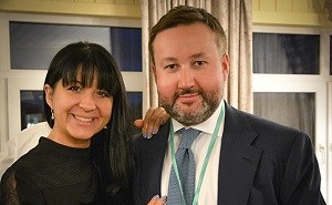 Владелец и генеральный директор компании «Хорошие люди». В 2016 году в месте с мужем зарегистрировали два фонда — «Традиции и культура» и музыкальный «Дачный фестиваль».