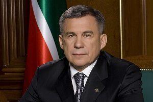 Президент республики Татарстан