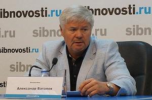 Красноярский бизнесмен, директор ООО Торговый дом «Ваш выбор и Ко»