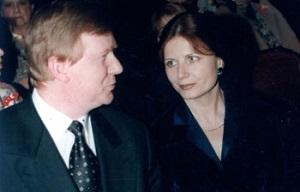 Экономист, бывшая жена Анатолия Чубайса