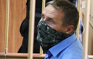 Заместитель начальника управления собственной безопасности Следственного комитета России. Арестован по делу о получении особо крупной взятки