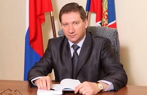 Начальник Управления ФСБ РФ по Вологодской области,бывший начальник Управления ФСБ РФ по Вологодской области