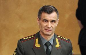 Заместитель Секретаря Совета безопасности РФ Бывший Министр внутренних дел Российской Федерации