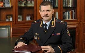 Начальник Оперативного управления Министерства внутренних дел Российской Федерации с 23 сентября 2016 года, бывший начальник ГУ МВД РФ по по г. Москве