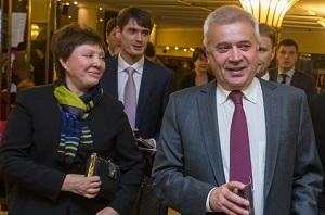 Руководитель семейного благотворительного Фонда Алекперовых