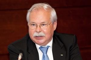 Вице-президент по внешним связям и взаимодействию с акционерами ОАО «АВТОВАЗ»