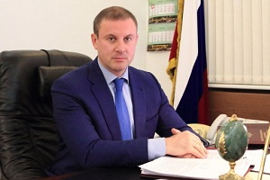 Заместитель Министра природных ресурсов и экологии Российской Федерации – руководитель Федерального агентства лесного хозяйства (Рослесхоз)