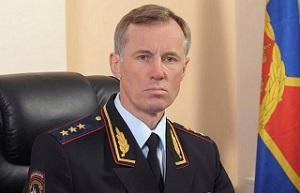 Генерал-полковник полиции, первый заместитель министра внутренних дел Российской Федерации (с 2011 года)