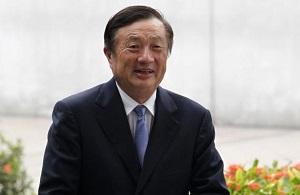 Основатель и Президент компании Huawei Technologies
