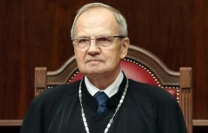 Председатель Конституционного суда РФ