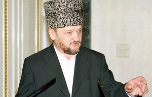 Чеченский религиозный и государственный деятель, первый Президент Чеченской Республики