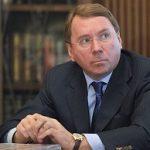 Помощник президента по вопросам военно-технического сотрудничества, бывший Управляющий делами Президента РФ