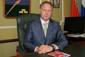Глава Ногинского муниципального района Московской области, бывший Глава города Электрогорск