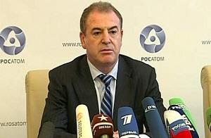 Заместитель генерального директора Госкорпорации «Росатом», председатель совета директров Атомстройэкспорт.