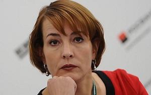 Российская журналистка, главный редактор газеты «Ведомости»
