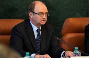 Политический и общественный деятель России, бывший Заместитель Секретаря Совета безопасности РФ