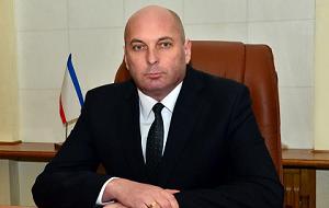 Начальник УМВД РФ по Республике Крым