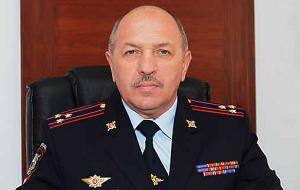 Начальник УМВД РФ по Астраханской области