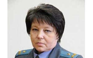 Начальник УМВД РФ по Омской области
