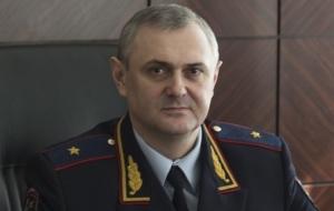 Начальник УМВД РФ по Амурской области