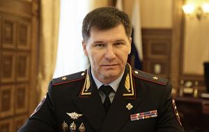 Начальник УМВД РФ по Тюменской области