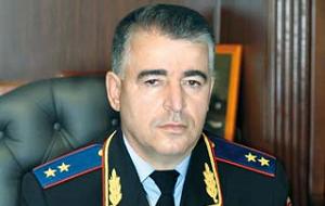 Начальник УМВД РФ по Чеченской Республике