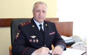 Начальник УМВД РФ по Тверской области