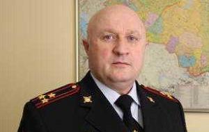Начальник УМВД РФ по Республике Мордовия