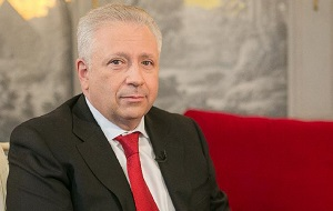 Создатель и владелец «NBM-стройсервис», бывший вице-президент «Главмосстроя»