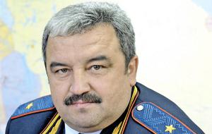 Начальник УМВД РФ по Мурманской области