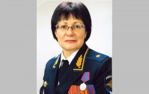 Начальник УМВД РФ по Красноярскому краю