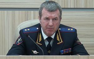 Начальник УМВД РФ по Свердловской области