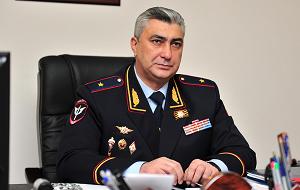 Начальник УМВД РФ по Карачаево-Черкесской Республики