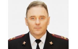Начальник УМВД РФ по Томской области