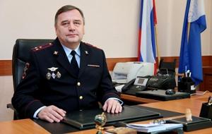 Начальник УМВД РФ по Ульяновской области