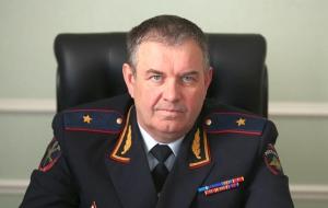 Начальник УМВД РФ по Владимирской области