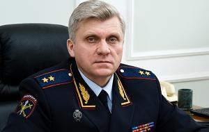 Начальник УМВД РФ по Краснодарскому краю