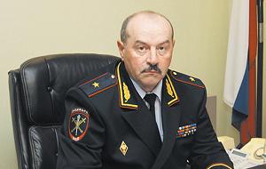 Начальник УМВД РФ по Магаданской области