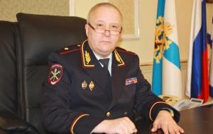 Начальник УМВД РФ по Архангельской области