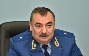 Прокурор Республики Карелия