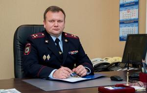Начальник УМВД РФ по Республике Алтай